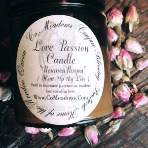Co.Meadows Conjure  Fixed Candle