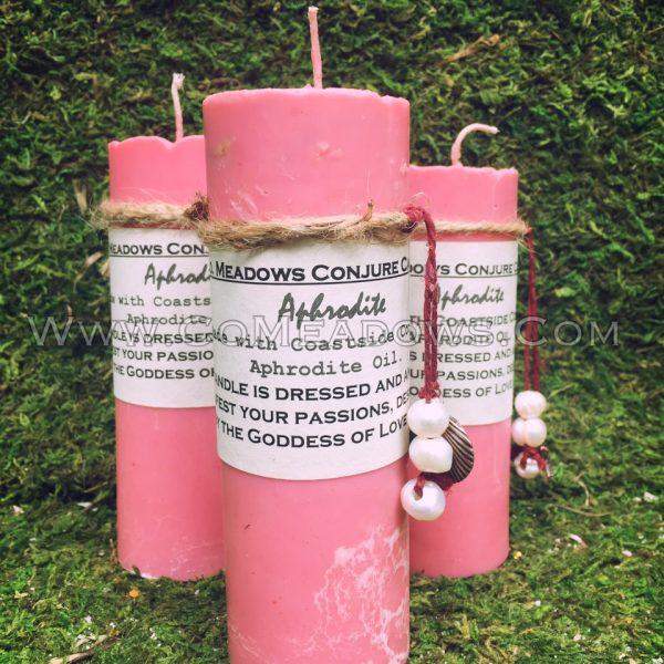 Premium Aphrodite Candles