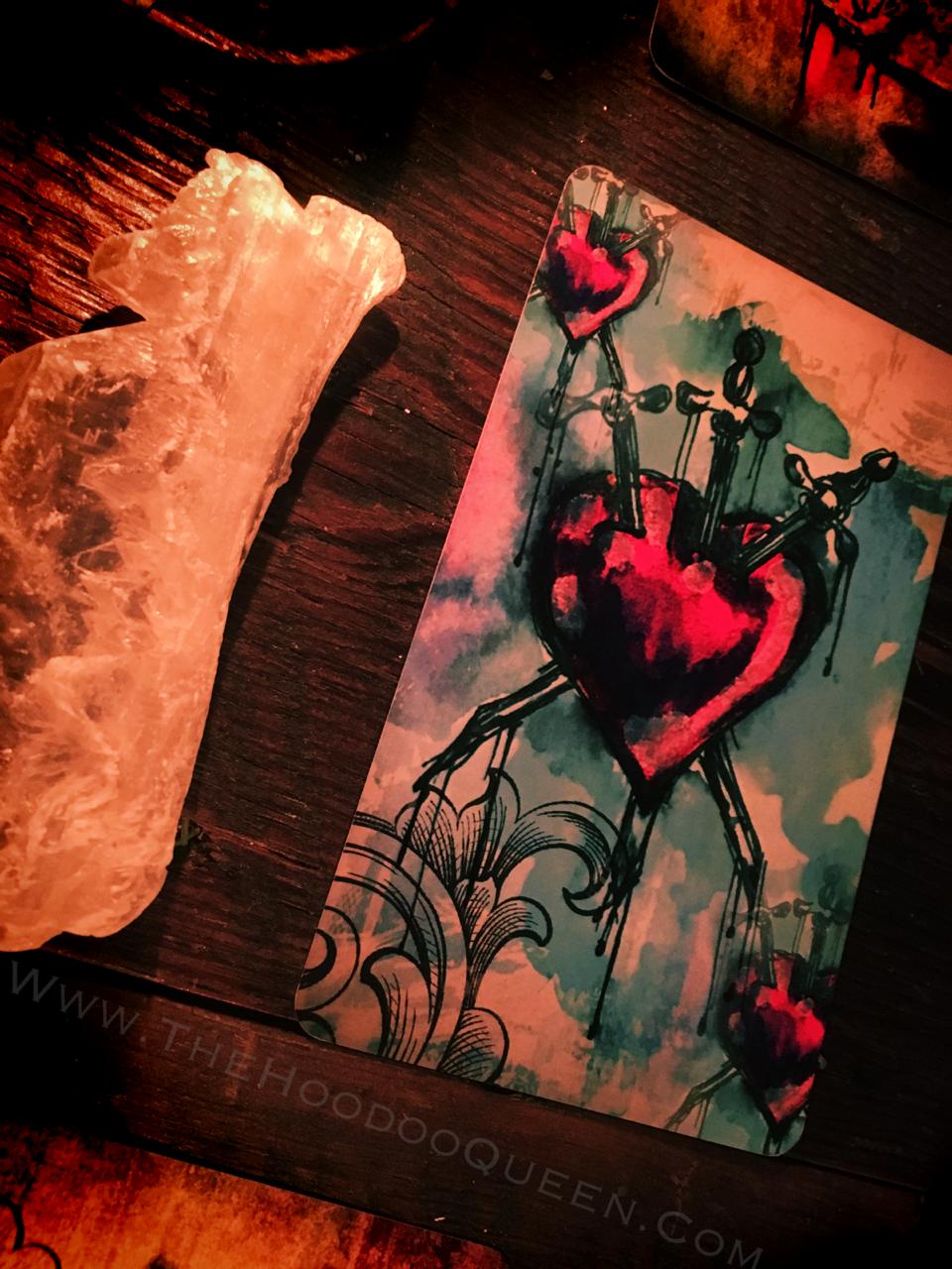 The Hoodoo Queen Conjure Tarot