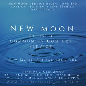 JUNE NEW MOON RITUAL