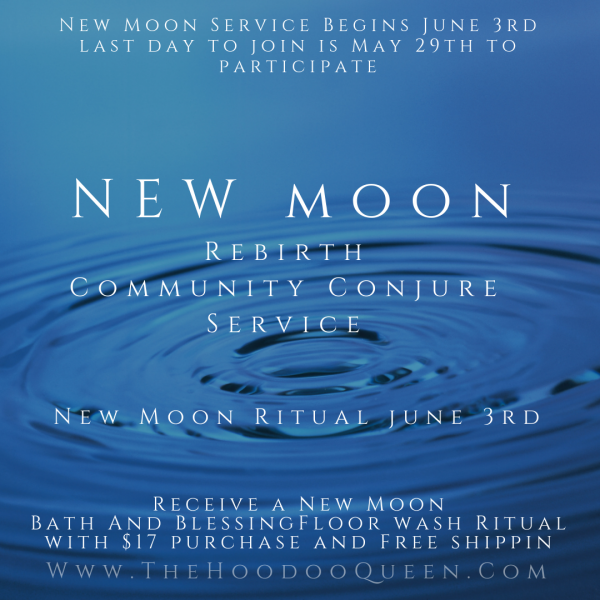JUNE NEW MOON RITUAL