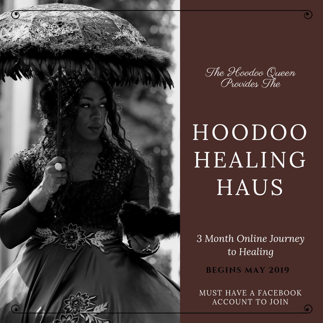 Hoodoo Healing Haus
