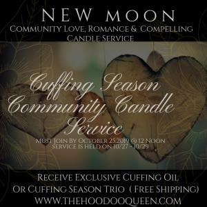 Community Cuffing New Moon