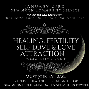 jan new moon service